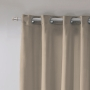 Corta Luz de Tecido Veludo 4,20x2,30m Latte - Bella Janela