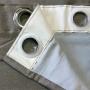 Cortina Corta Luz de Tecido Blend 5,40x2,50m Taupe- Bella Janela