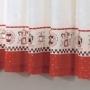 Cortina Cozinha Athenas 2,00x1,50 Emma - Dohler