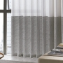 Cortina Duplex Istambul 5,40x2,80m Taupe Cor 900 - Bella Janela