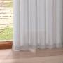 Cortina Duplex Melfi 3,00x1,70m Branco - Bella Janela