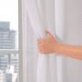 Cortina Inove Duplex Bellini para Trilho Suisso 5,40 x 2,80m Branco - Bella Janela