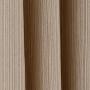 Cortina Madras 2,60x1,70 Nude - Beca Decor