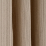 Cortina Madras 2,60x2,30m Nude - Beca Decor