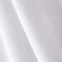 Cortina Rústica Cordoba 4,20x2,50m Branco- Bella Janela