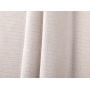 Cortina Rústica Cordoba 4,20x2,50m Latte Cor 899- Bella Janela
