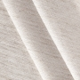 Cortina Rústica Fenícia 4,20x2,30m Grafiato Areia - Bella Janela
