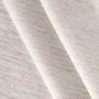 Cortina Rústica Fenícia 4,20x2,50m Grafiato Areia - Bella Janela
