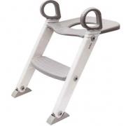 Assento Redutor com Escada Cinza - Buba