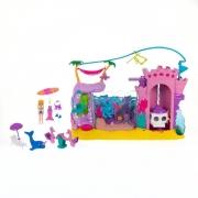 Aventuras de Sereia Polly Pocket - Mattel Gxv27