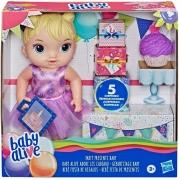 Baby Alive Boneca Festa de Presentes - Hasbro E8719