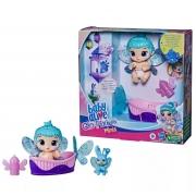 Baby Alive - Glo Pixies - Minis Aqua Flutter - Hasbro F2599