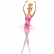 Barbie Bailarina Loira Mattel GJL58