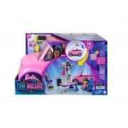 Barbie Big City Dreams Carro e Palco Mattel GYJ25