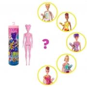 Barbie Color Reveal Areia e Sol com - Mattel GWC57