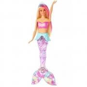 Barbie Dreamtopia Sereia Com Luzes - Mattel GFL82