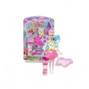 Barbie Fada Bolhas Mágicas Dreamtopia Mattel