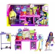 Barbie Fashion Extra Penteadeira - Mattel