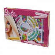Barbie Kit De Miçangas 100 Peças Fun