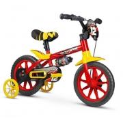 Bicicleta Infantil Aro 12 Motor X - Nathor