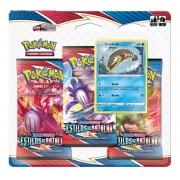 Blister Triplo Carta Pokémon Espada e Escudo V Estilos de Batalha - Copag