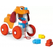 Blocos de Montar Mega Bloks Filhote de Cachorro - Mattel