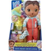 Boneca Baby Alive Aprendendo a Cuidar Negra - Hasbro 6941
