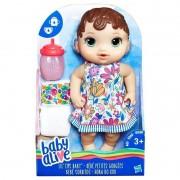 Boneca Baby Alive - Hora do Xixi - Morena