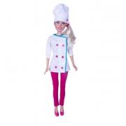 Boneca Barbie Chef - Pupee