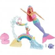 Boneca Barbie Dreamtopia - Escola de Sereias - Mattel