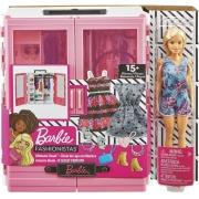 Boneca Barbie Fashionistas - Guarda Roupa de Luxo GBK12