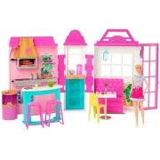 Boneca Barbie - Restaurante Hbb91 - Mattel