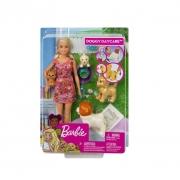 Boneca Barbie - Treinadora de Cachorrinhos Fxh08