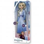 Boneca Articulada - 55 Cm - My Size - Disney - Frozen 2 - Elsa - Novabrink
