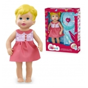Boneca Little Mommy Dodói - Loira - Mattel