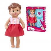 Boneca Little Mommy Dodói - Morena - Mattel