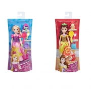 Boneca Princesas Disney 30 Cm Com Acessórios Fashion Hasbro