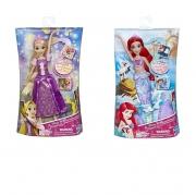 Boneca Princesas Disney Cantora - Hasbro E3046