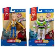 Boneco Articulado com Som - Disney - Toy Story - Mattel