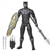 Boneco Articulado Pantera Negra Lançador Marvel Vingadores - Hasbro
