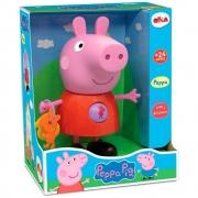 Boneco Articulado - Peppa Pig de Atividades  Elka