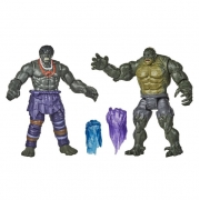 Boneco Avengers Game Verse Hulk e Abomination F0121 - Hasbro