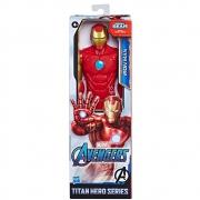 Boneco Homem de Ferro Avengers  Titan Hero - HasbroE7873