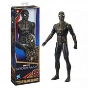 Boneco Homem Aranha 3 No Way Home Black & Gold Suit - Hasbro F2438