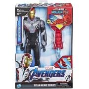 Boneco Homem de Ferro 30 Cm Titan Hero FX - Hasbro