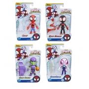 Boneco Spider Man Marvel Spidey Amazing Friends - Hasbro