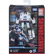 Boneco Transformers Studio Series 86-01 Deluxe 86 Jazz - Hasbro F0709