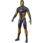 Boneco Vingadores Titan Hero Traje Dourado Homem de Ferro - Hasbro 7878