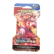 Booster Pokémon Espada e Escudo V Estilos de Batalha - Copag
