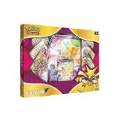 Box Pokémon Coleção Alakazam V - Copag